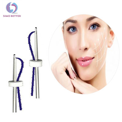 Beauty Thread Face Lift 3D COG Barbed Sharp Kim dùng một lần Cannula